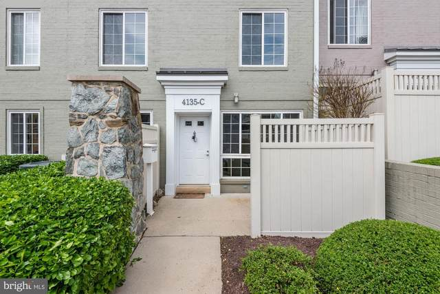 4135 S Four Mile Run Drive C, ARLINGTON, VA 22204 (#VAAR161238) :: Arlington Realty, Inc.