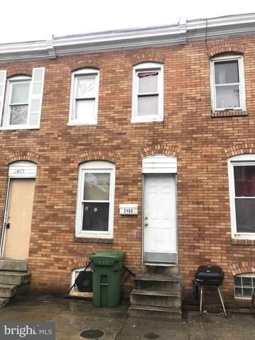 2405 Christian Street, BALTIMORE, MD 21223 (#MDBA506592) :: A Magnolia Home Team