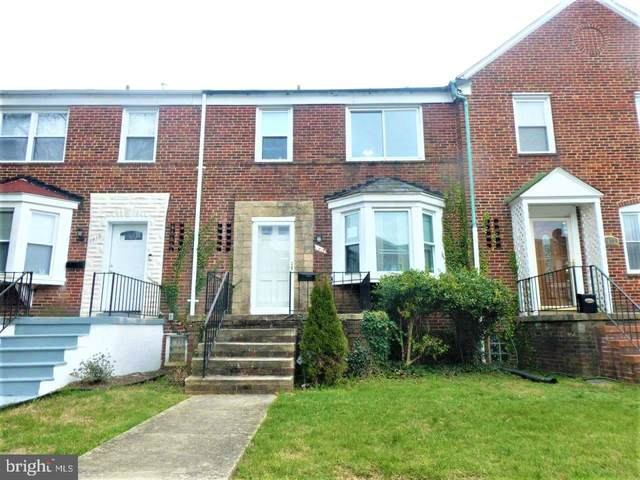 1417 Kingsway Road, BALTIMORE, MD 21218 (#MDBA506598) :: The Gold Standard Group