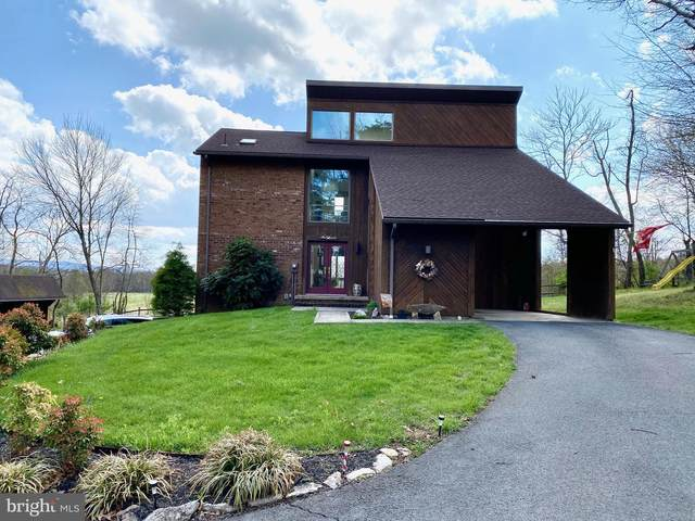 140 Dollhouse Lane, BERKELEY SPRINGS, WV 25411 (#WVMO116716) :: Erik Hoferer & Associates