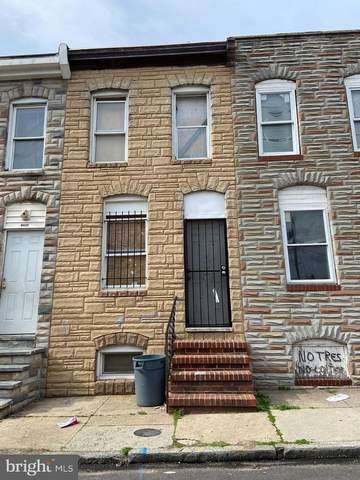 2206 Christian Street, BALTIMORE, MD 21223 (#MDBA506624) :: Corner House Realty