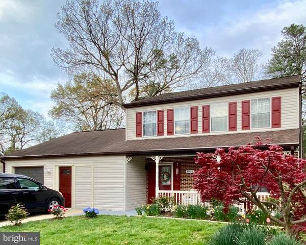 1082 Bannister Circle, WALDORF, MD 20602 (#MDCH212764) :: The Miller Team