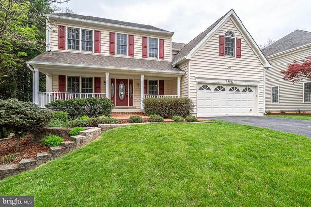 9827 Five Oaks Road, FAIRFAX, VA 22031 (#VAFX1122062) :: The Sky Group