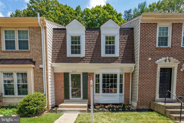 5512 Ridgeton Hill Court, FAIRFAX, VA 22032 (#VAFX1122112) :: Cristina Dougherty & Associates