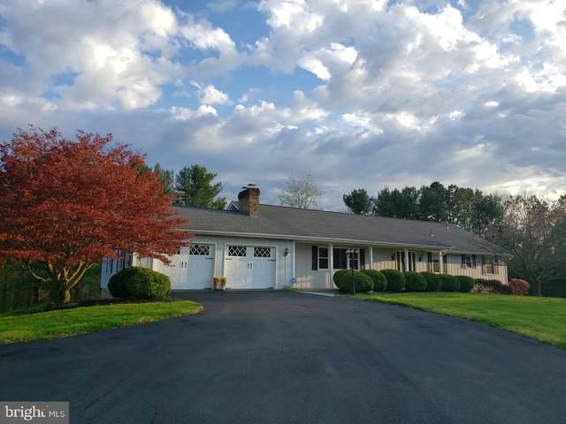 9395 Ramey Road, MARSHALL, VA 20115 (#VAFQ165048) :: A Magnolia Home Team