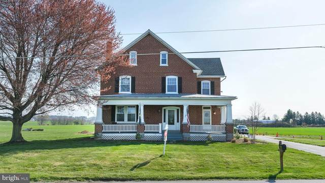 1673 Lancaster Road, MANHEIM, PA 17545 (#PALA161782) :: John Smith Real Estate Group