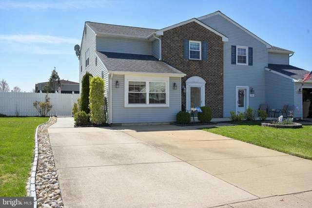 129 Winfield Court, FAIRLESS HILLS, PA 19030 (MLS #PABU494430) :: The Premier Group NJ @ Re/Max Central