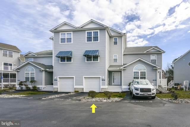 525 Yacht Club Drive #3, OCEAN PINES, MD 21811 (#MDWO113252) :: Atlantic Shores Sotheby's International Realty