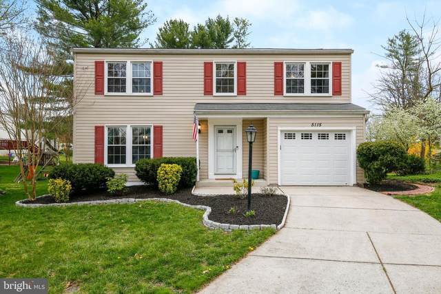 5115 Brinton Court, COLUMBIA, MD 21045 (#MDHW277898) :: Pearson Smith Realty