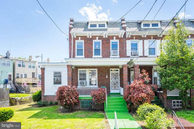 600 Emerson Street NW, WASHINGTON, DC 20011 (#DCDC464952) :: The Daniel Register Group