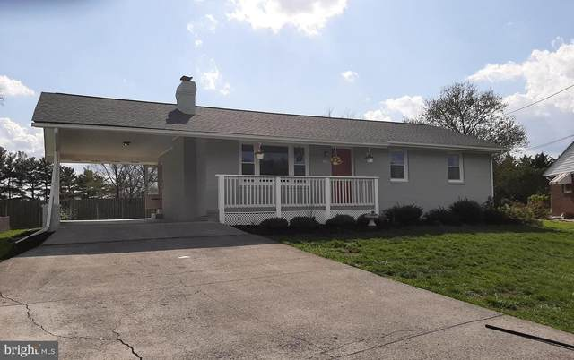 124 Plainfield Drive, WINCHESTER, VA 22602 (#VAFV156774) :: Jennifer Mack Properties