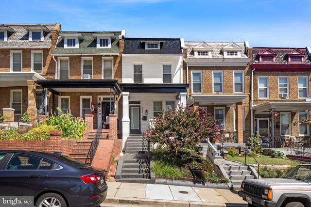 222 1/2 V Street NE, WASHINGTON, DC 20002 (#DCDC464962) :: Pearson Smith Realty
