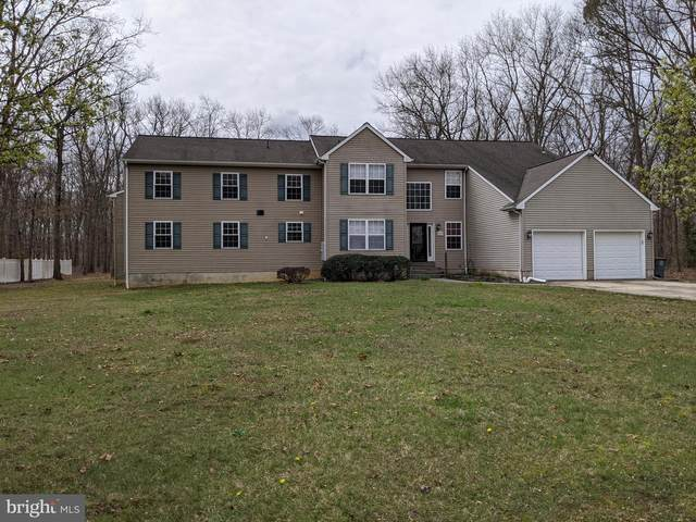 100 Stephanie Drive, FRANKLINVILLE, NJ 08322 (MLS #NJGL257210) :: The Dekanski Home Selling Team