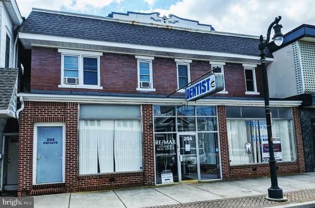 204 Philadelphia Avenue #1, EGG HARBOR CITY, NJ 08215 (#NJAC113408) :: LoCoMusings