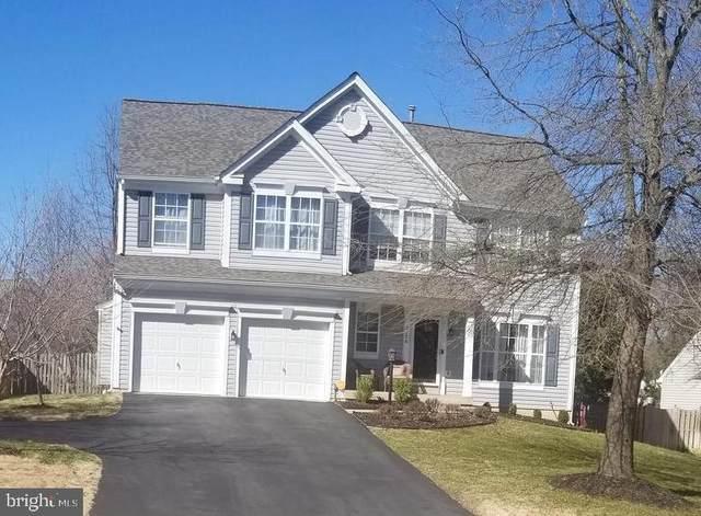 7770 James Hard Court, MANASSAS, VA 20111 (#VAPW492218) :: Arlington Realty, Inc.