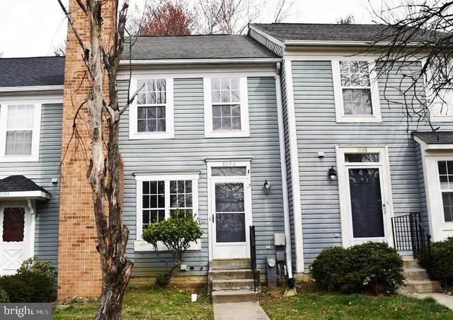 3646 Childress Terrace, BURTONSVILLE, MD 20866 (#MDMC703150) :: Coleman & Associates
