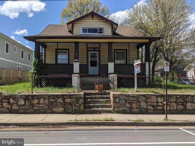 1922 N Quincy Street, ARLINGTON, VA 22207 (#VAAR161266) :: The Licata Group/Keller Williams Realty