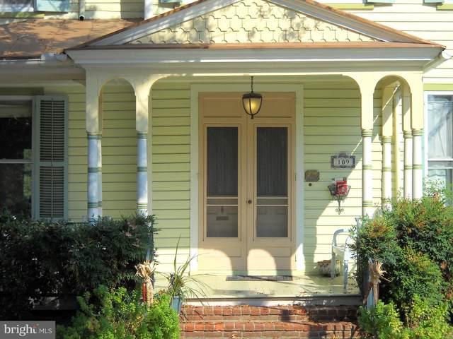 109 Goldsborough Street, EASTON, MD 21601 (#MDTA137876) :: Pearson Smith Realty