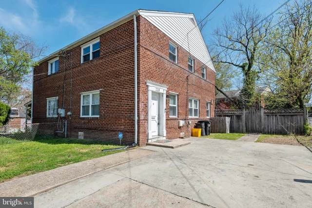 2220 Houston Street, SUITLAND, MD 20746 (#MDPG565006) :: The Bob & Ronna Group