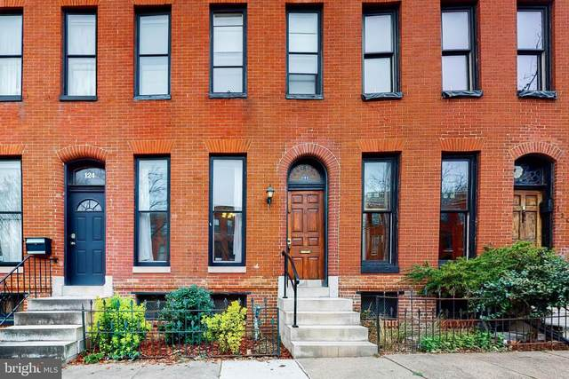122 S Gilmor Street, BALTIMORE, MD 21223 (#MDBA506722) :: The Putnam Group