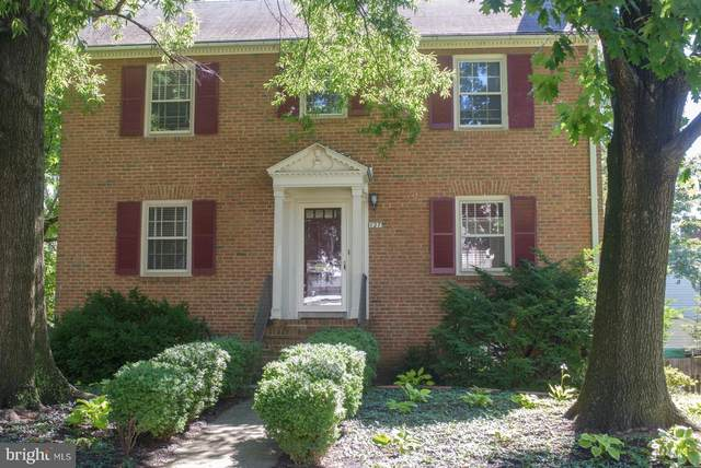 127 N Garfield Street, ARLINGTON, VA 22201 (#VAAR161286) :: Arlington Realty, Inc.