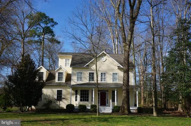 5550 Harmony Woods Drive, PRESTON, MD 21655 (#MDCM123934) :: Bob Lucido Team of Keller Williams Integrity