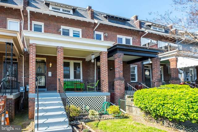 1429 Morse Street NE, WASHINGTON, DC 20002 (#DCDC465058) :: Arlington Realty, Inc.