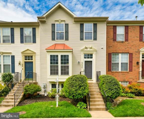 5434 Lyndale Way, FREDERICK, MD 21703 (#MDFR262536) :: Network Realty Group
