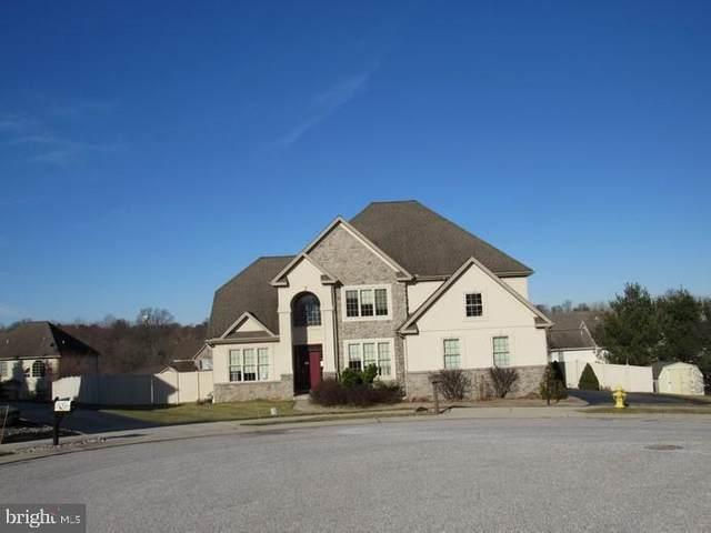2820 Barton Circle, YORK, PA 17408 (#PAYK136190) :: The Joy Daniels Real Estate Group