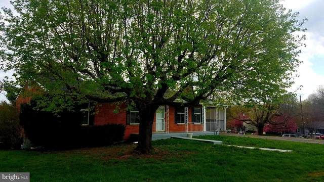 501 Edgemont Terrace, MARTINSBURG, WV 25401 (#WVBE176340) :: Corner House Realty