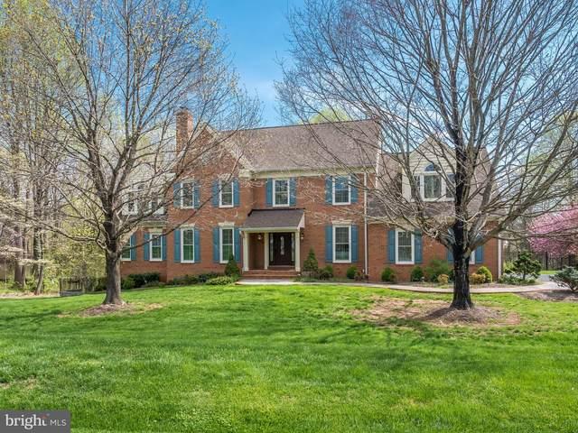 7581 Cannoneer Court, WARRENTON, VA 20186 (#VAFQ165062) :: A Magnolia Home Team