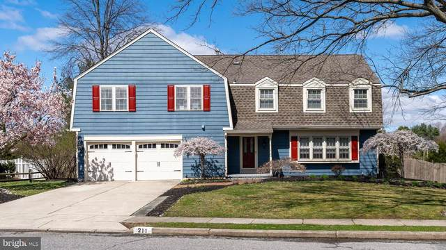 211 Aqua Lane, DELRAN, NJ 08075 (#NJBL370608) :: Colgan Real Estate