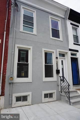 2054 Pierce Street, PHILADELPHIA, PA 19145 (#PAPH888166) :: Keller Williams Realty - Matt Fetick Team
