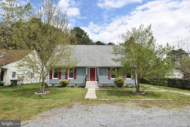 1221 Washington Drive, SAINT MICHAELS, MD 21663 (MLS #MDTA137896) :: Brian Gearhart with Benson & Mangold Real Estate