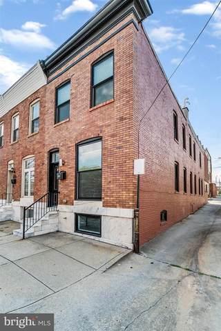 900 S Fagley Street, BALTIMORE, MD 21224 (#MDBA506934) :: SURE Sales Group