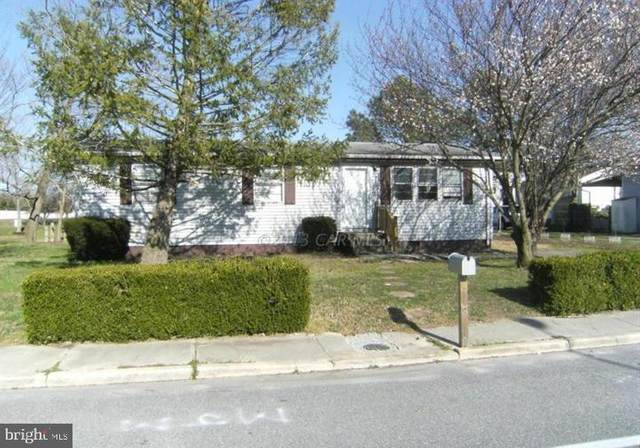 105 8TH Street, POCOMOKE CITY, MD 21851 (#MDWO113284) :: RE/MAX Coast and Country