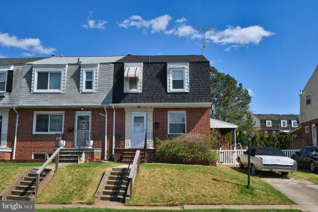 5701 Arnhem Road, BALTIMORE, MD 21206 (#MDBC491096) :: The Gus Anthony Team