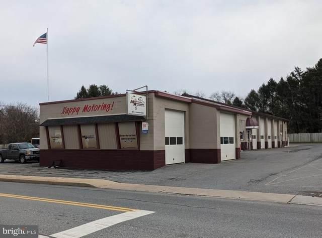 36-38 Manor Avenue, MILLERSVILLE, PA 17551 (#PALA161908) :: Iron Valley Real Estate
