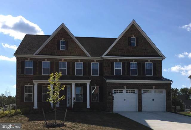 606 Rexford Way, UPPER MARLBORO, MD 20774 (#MDPG565382) :: ExecuHome Realty