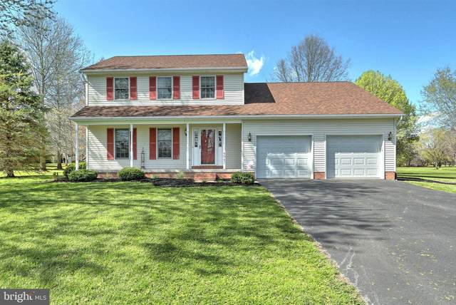4947 E Berlin Road, THOMASVILLE, PA 17364 (#PAYK136316) :: Younger Realty Group