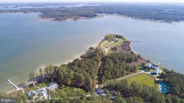 5012 Cherry Point Road, WOOLFORD, MD 21677 (#MDDO125302) :: Atlantic Shores Sotheby's International Realty