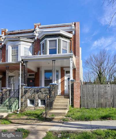 2926 Mosher Street, BALTIMORE, MD 21216 (#MDBA507172) :: The Daniel Register Group