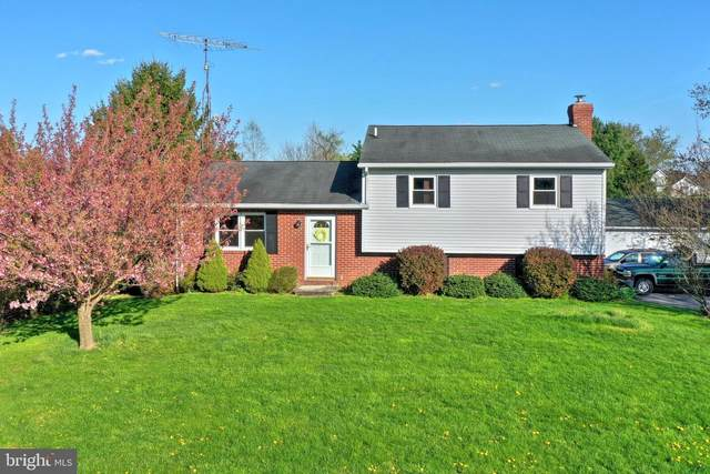 527 Teeter Road, LITTLESTOWN, PA 17340 (#PAAD111182) :: The Heather Neidlinger Team With Berkshire Hathaway HomeServices Homesale Realty