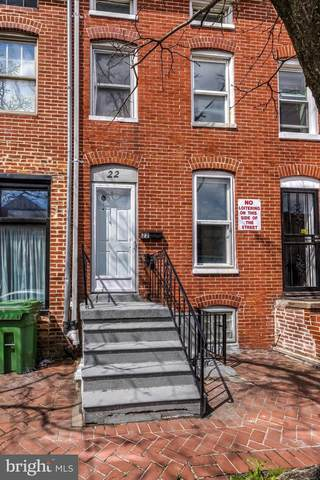 22 S Carrollton Avenue, BALTIMORE, MD 21223 (#MDBA507234) :: Peter Knapp Realty Group