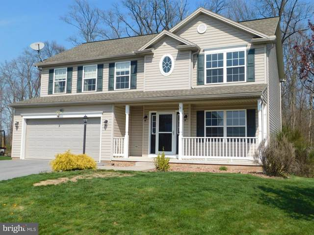 14555 Cedarbrook Drive, GREENCASTLE, PA 17225 (#PAFL172258) :: The Gus Anthony Team