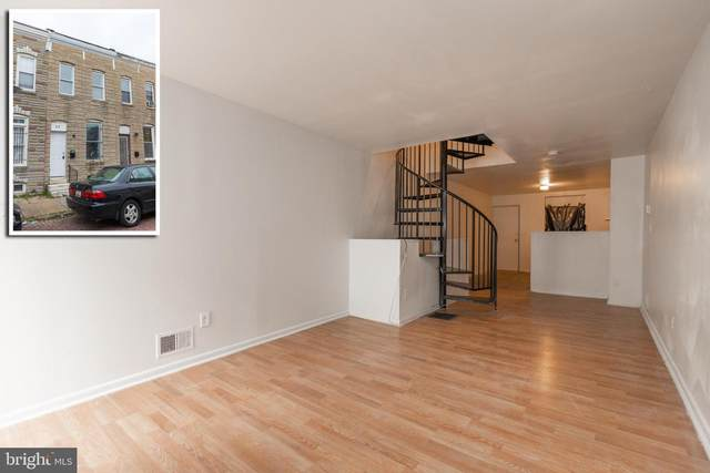 412 N Belnord Avenue, BALTIMORE, MD 21224 (#MDBA507290) :: ExecuHome Realty