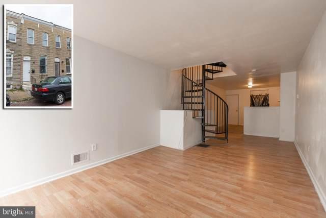 412 N Belnord Avenue, BALTIMORE, MD 21224 (#MDBA507290) :: The Licata Group/Keller Williams Realty