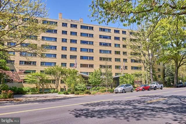 4600 Connecticut Avenue NW #715, WASHINGTON, DC 20008 (#DCDC465688) :: The Miller Team