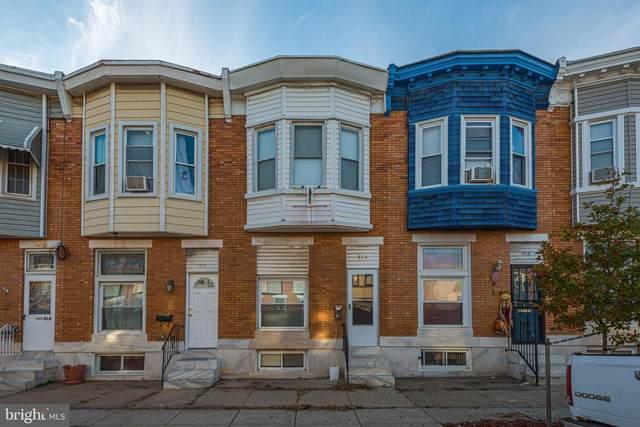 514 S Lehigh Street, BALTIMORE, MD 21224 (#MDBA507304) :: V Sells & Associates   Keller Williams Integrity