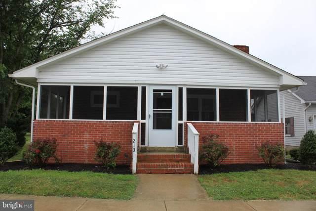 213 Highland Avenue, CLAYTON, DE 19938 (#DEKT237740) :: Barrows and Associates